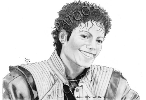 Michael Jackson by dedrika